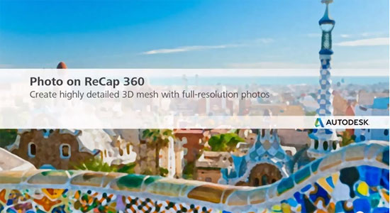 Create 3D Mesh from Full Resolution Photos