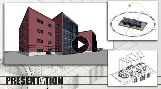 Creating Exploded Views of a 3D Model in Revit