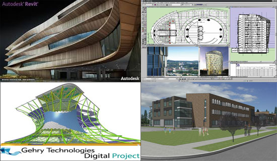 Some leading BIM authoring Tools to streamline your building design
