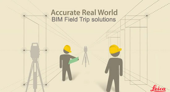 Widespread the value of BIM in the field with new BIM Field Trip solutions