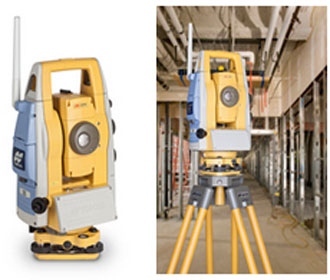 The Topcon Positioning Group introduced IS-310 imaging layout station with support to BIM