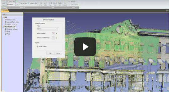 EdgeWise BIM Suite can save your time significantly for creating as-built, building information models