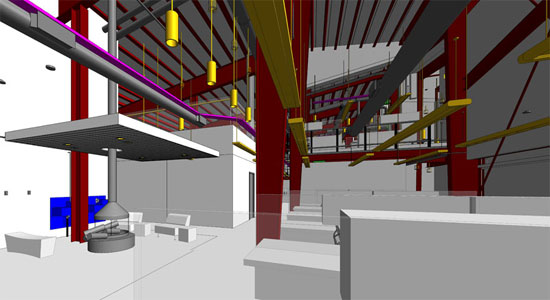 BIM workflow through Seamless Integration with Revit