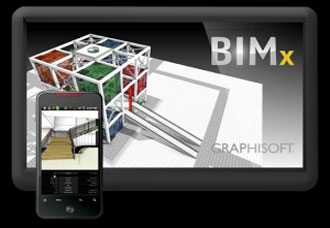 Get fully incorporated BIM projects to iPhone/iPad with BIMx Docs from GRAPHISOFT