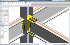 SDS/2 Connect 2014, an add in for Revit Structure