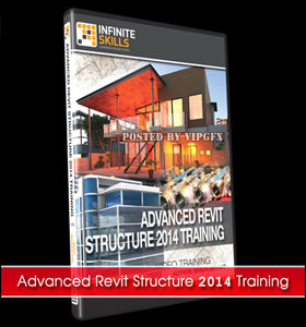 Advanced Revit Structure 2014 Training Video