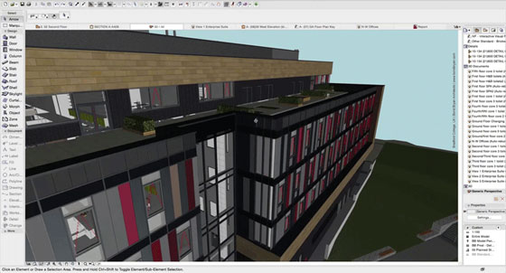 ARCHICAD and Vectorworks