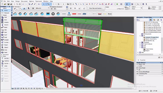 Lunex – Introduction for ArchiCAD and Revit