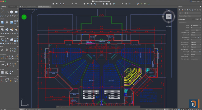 Brief demonstration of AutoCAD 2017 and AutoCAD LT 2017 for Mac