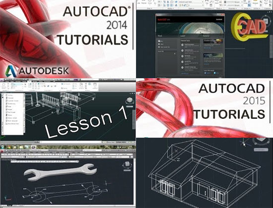 Learn AutoCAD quickly and easily