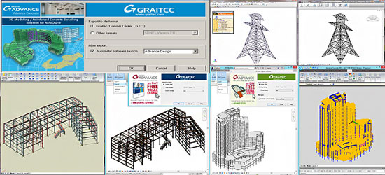 A contact between Autodesk and Graitec