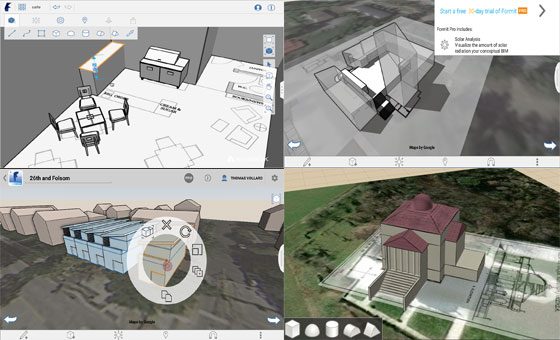 Optimize your design ideas with Autodesk FormIt 360