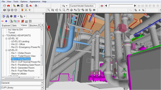 BIM and Asset Lifecycle Information Management to construction