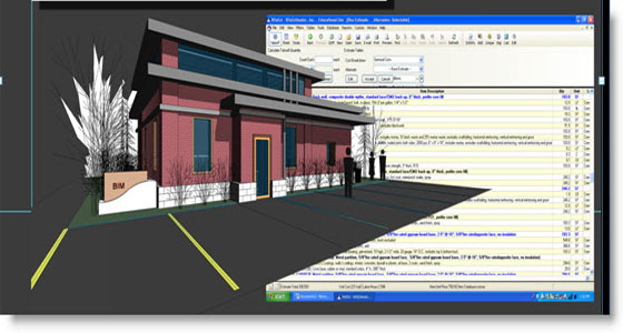 How BIM facilitates cost estimation in construction