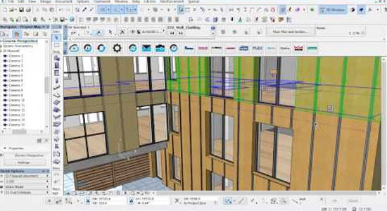 Sto facade insulation systems as BIM objects for ArchiCAD and Revit