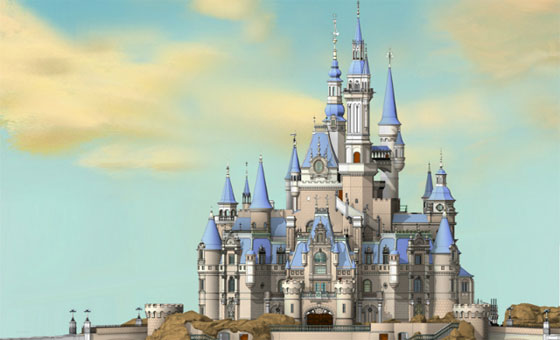 BIM was applied in the most complicated project of Walt Disney