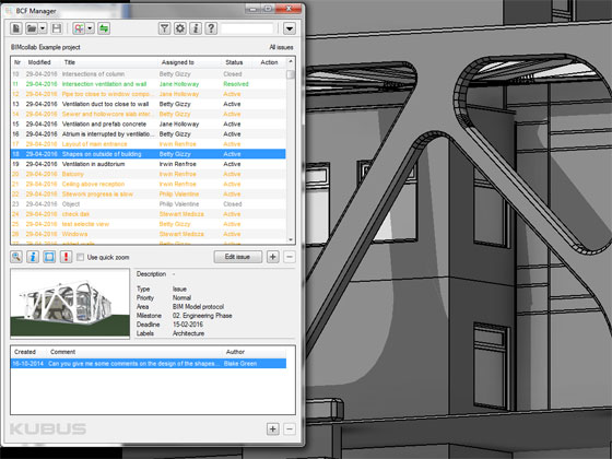BIMcollab ZOOM – The newest model view for BIM professionals