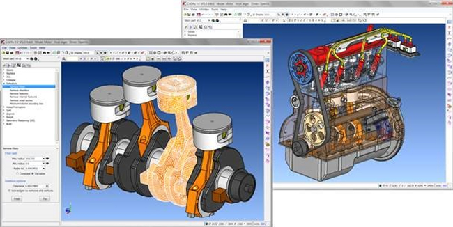 CAD users can shift 3D models between CAD/CAM systems with newest CADfix Tool