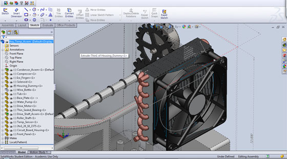 MySolidWorks was introduced to streamline your cad modeling process with SolidWorks