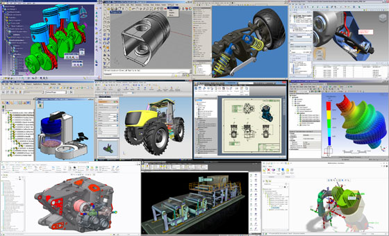 Go though the extensive lists of best product & machine design software which are useful for drafting