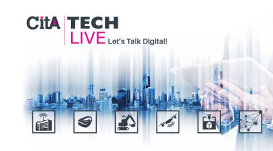 CitA Tech Live – An exclusive event for BIM and Construction Professionals