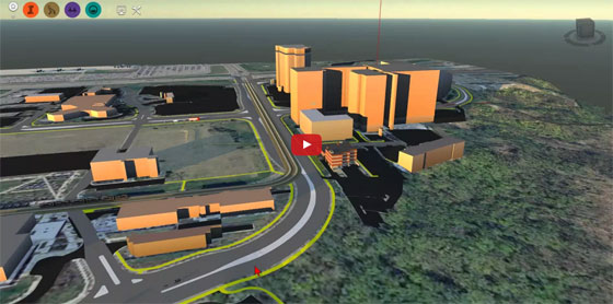 Civil 3D into Infraworks 360 for Quick Visualization