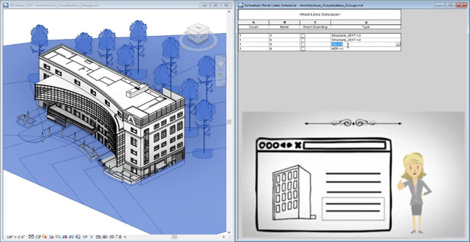 Rand Worldwide's IMAGINiT Technologies division introduced IMAGINiT Clarity 2018 for Revit and BIM users