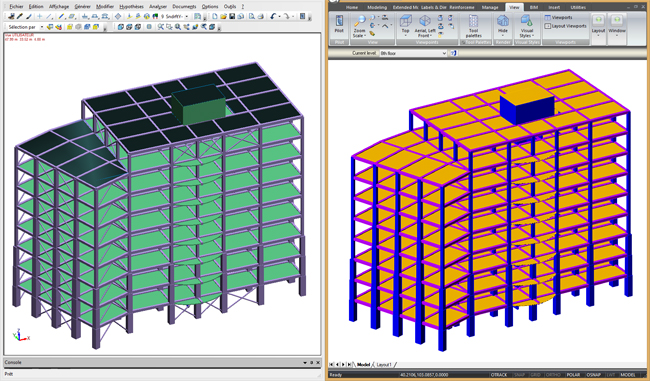 Concrete Buildings with BIM Workshop