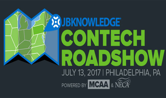 JBKnowledge's 2017 ConTech Roadshows – An exclusive event for BIM and Construction Professionals