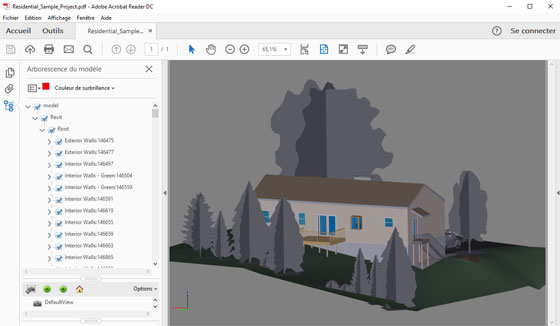 Datakit expands its BIM offer with a Revit format reader