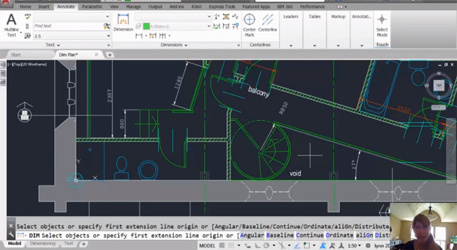 Save huge time with one-stop dimensioning tool in AutoCAD 2016