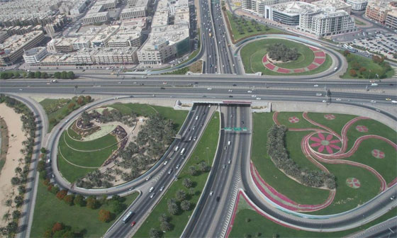 How Dubai based Roads and Transport Authority