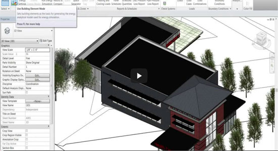 Energy Analysis for Autodesk Revit
