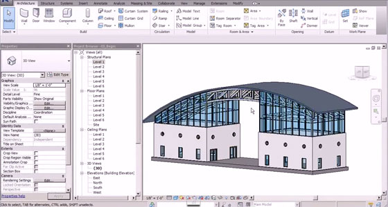 Energy Simulation in Revit
