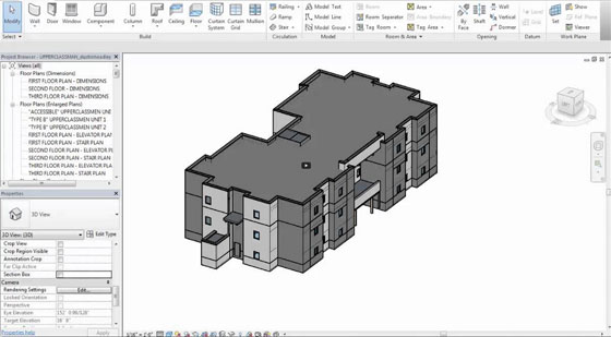 Export files Revit to Sketchup