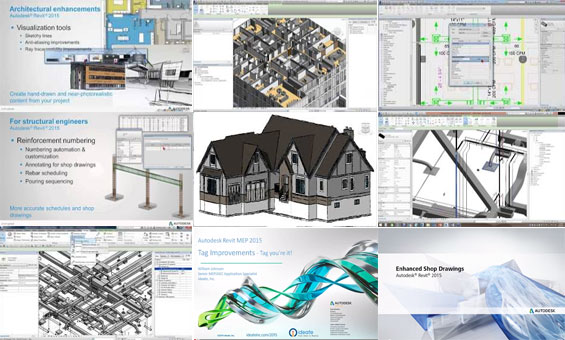 Some exclusive features of Revit 2015 to improve your Revit workflow