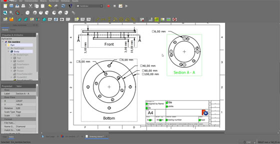 FreeCAD team launched FreeCAD 0.17 with some new and exciting features