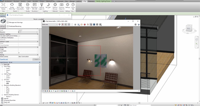 How to use IES light in V-Ray for Revit