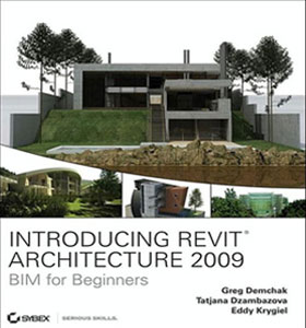 eBooks - Introducing Revit Architecture 2009 BIM