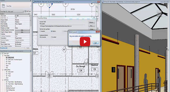 Keynoting Settings in Revit 2015
