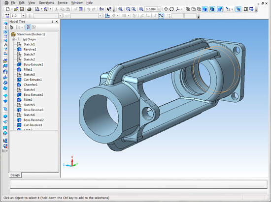 ASCON Group launched KOMPAS-3D v15 for advanced parametric 3d modeling