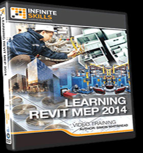 Learning Revit MEP 2014 Training Video
