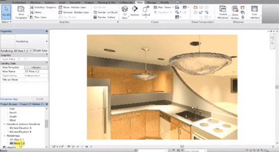 How to add working lights in Revit Architecture