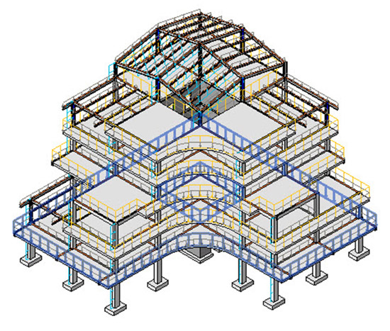 Linking Autodesk Revit and Robot Structural Analysis