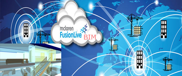 McLaren FusionLive Released with BIM Support