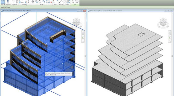 PartsLab is a useful free Revit add-in