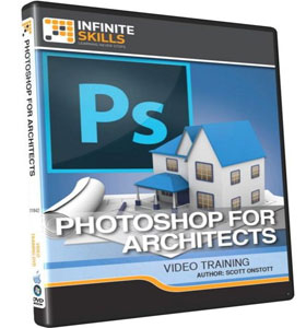 Photoshop For Architects Training Video