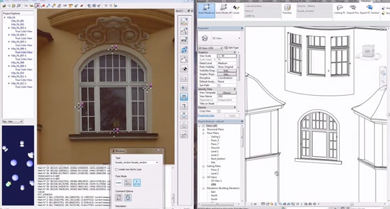PointSense for Revit to convert point cloud data directly to BIM