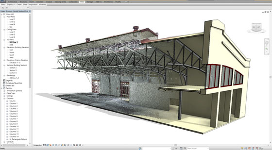 FARO Technologies, Inc. is going to introduce the lately designed PointSense for Autodesk's Revit building design software.