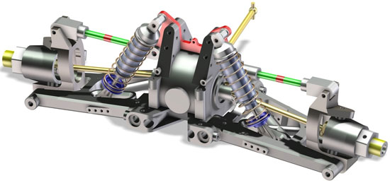 PTC Creo Elements/Direct is an exclusive 3D CAD application for mechanical engineers and 3D designers